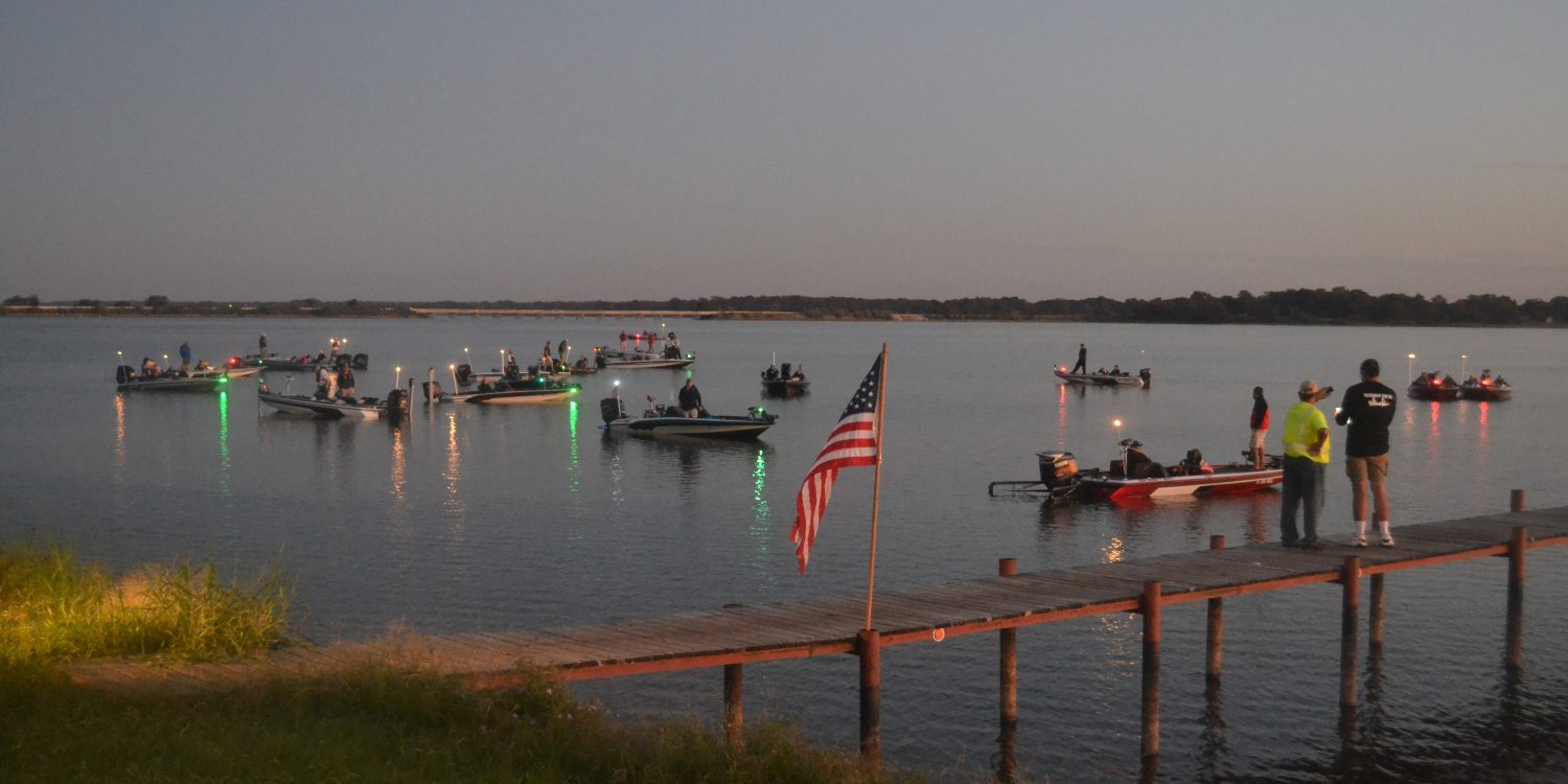 DAWN at 2017 TEXAS BASSMASTER TEAM TRAIL CHAMPIONSHIP