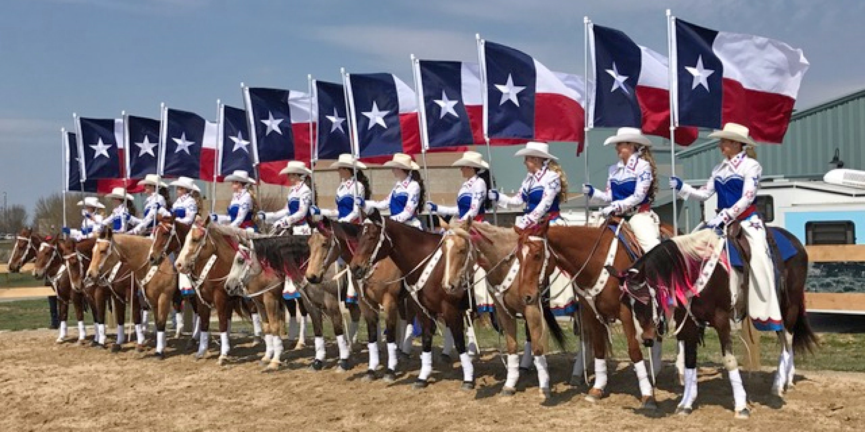 PRIME TIME EXPRESS - NATIONAL CHAMPIONSHIP EQUESTRIAN DRILL TEAM