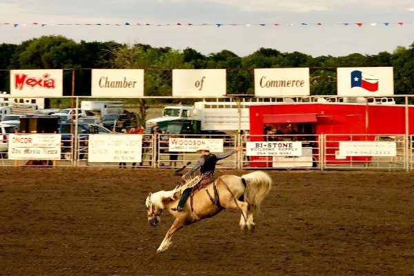 Things to do in Texas Small Towns - Mexia Rodeo